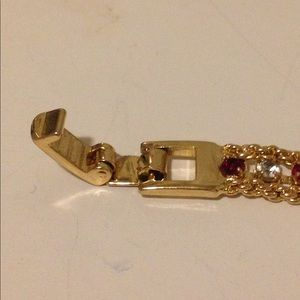 Jewelry - Red and gold bracelet